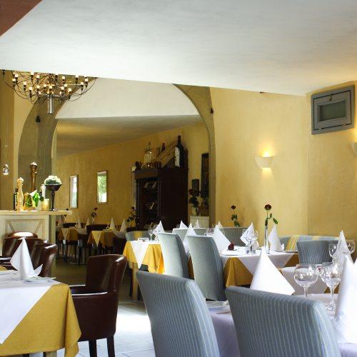 Maler Bielefeld, Innenraum: Restaurant Buon Appetito, Stenner und Keitel