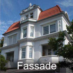 Maler Bielefeld, Fassade: Gestaltung, Dämmung, Schutz
